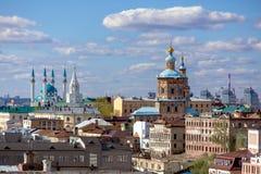 Старые контракты города Стоковые Фото