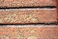 Старые коричневые планки древесины цвета Стоковое Изображение