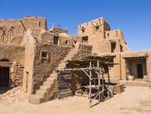 Старые монгольские поселения Стоковое Фото