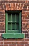 старые окна Стоковые Фотографии RF