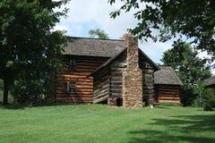 Старые дома Стоковое фото RF