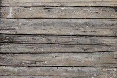 Старые доски деревянной текстуры предпосылки усадьбы Стоковые Изображения RF