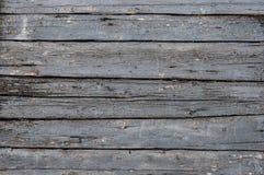 Старые доски деревянной текстуры предпосылки усадьбы Стоковая Фотография