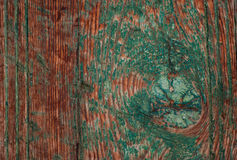 Старые доски с фоновым изображением узлов Стоковое Изображение