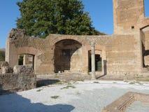 Старые остатки римского города Лациа - Италии 08 Стоковое Изображение RF