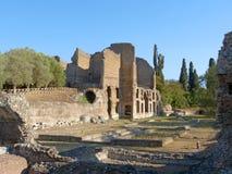 Старые остатки римского города Лациа - Италии 07 Стоковые Фото