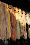 Старые пасма шерстей Стоковая Фотография RF