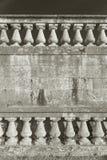 Старые перила Стоковые Фото