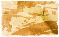 старые плакаты Стоковая Фотография