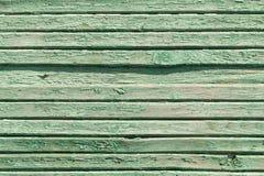 старые покрашенные планки деревянные Стоковые Фотографии RF