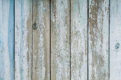 старые покрашенные планки деревянные Стоковые Изображения RF