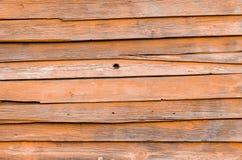 старые планки деревянные Стоковая Фотография