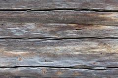 Старые планки древесины сосны Стоковое Изображение