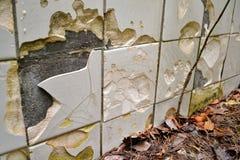 старые плитки Стоковое Изображение RF