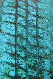 Старые резиновые автошины Стоковое Изображение