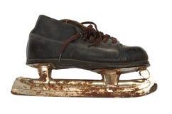 старые ржавые коньки Стоковые Фото