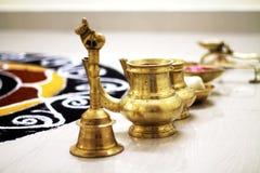 Старые ритуальные объекты стоковое фото rf