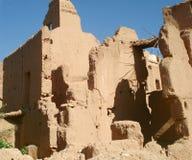 Старые руины в горах атласа стоковые фото