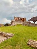 Старые руины в Farnham стоковые фото