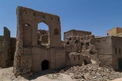 Старые руины форта Стоковая Фотография RF