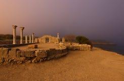 Старые руины Стоковая Фотография RF