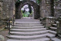 Старые руины Стоковое Изображение