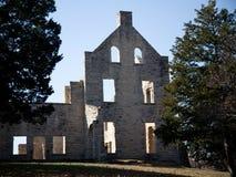 старые руины Стоковые Изображения RF