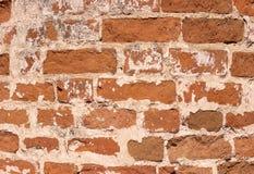 Старые сбросы давления кирпичной стены, предпосылка кирпича стоковые изображения rf