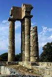 Старые столбцы Стоковая Фотография RF