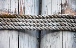 старые стренги веревочки Стоковое Изображение RF