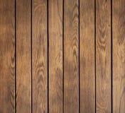 Старые темные деревянные планки текстура или предпосылка Стоковые Изображения