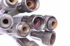 Старые трубы шланга трубопровода Стоковое Изображение