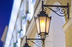 Старые фонарики Стоковое Изображение