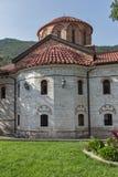 Старые церков в средневековом монастыре Bachkovo, Болгарии стоковая фотография