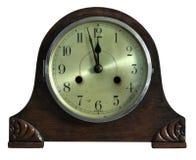 Старые часы Стоковые Фотографии RF