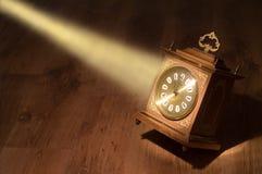 Старые часы Стоковые Изображения RF