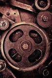 Старые шестерни Стоковая Фотография RF