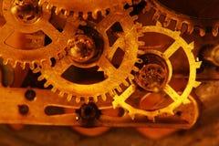 Старые шестерни Стоковое Изображение RF
