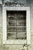 Старые штарки (56) закрыли Стоковые Фото