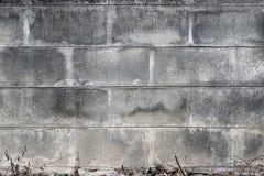 Старые grunge кирпичной стены краски шелушения и пакостный, предпосылка Стоковое фото RF