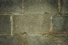 Старые grunge кирпичной стены краски шелушения и пакостный, предпосылка Стоковое Фото