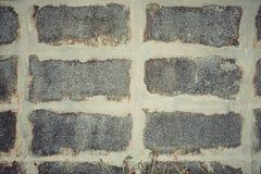 Старые grunge кирпичной стены краски шелушения и пакостный, предпосылка Стоковое Изображение RF