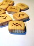 старые runes Стоковое фото RF