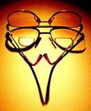 старые specs стоковые фотографии rf