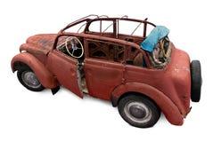 Старый автомобиль Стоковые Изображения