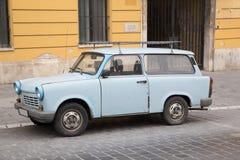 Старый автомобиль в Венгрии стоковое изображение rf