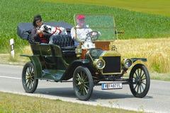 Старый автомобиль таймера Стоковые Изображения