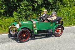 Старый автомобиль таймера Стоковая Фотография RF