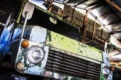Старый автомобиль тележки Стоковые Фото