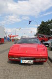 Старый автомобиль Феррари Стоковые Изображения RF